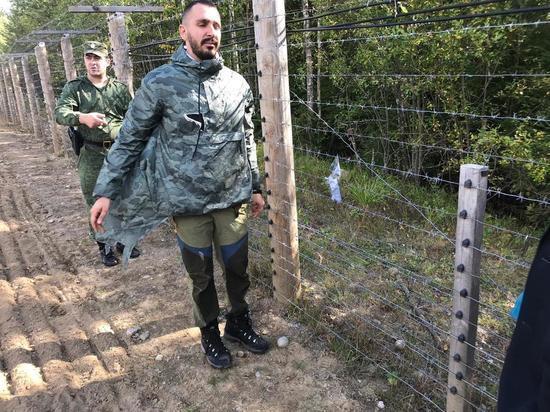 Карельские пограничники задержали двух иностранцев, которые пытались бежать в Финляндию