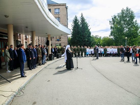 Прошло уже 15 лет: в Барнауле почтили память жертв Беслана