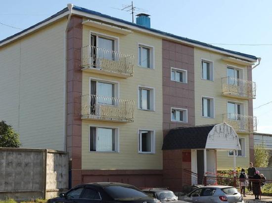 Вчера в Архангельске открылся центр для бездомных граждан