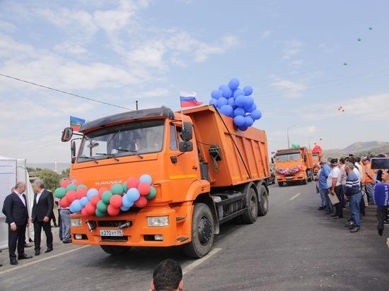 Движение по автодороге к курортам СКФО открыли в Карачаево-Черкесии
