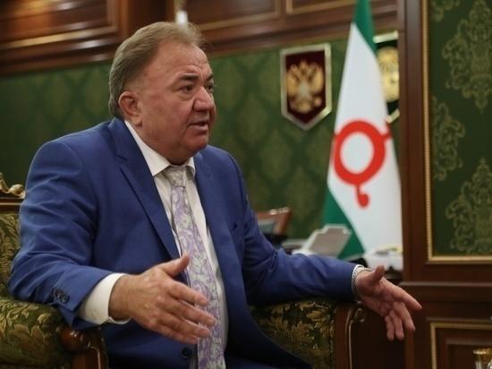 Калиматов намерен обновить и сократить состав правительства Ингушетии