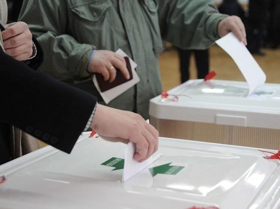 В Забайкалье открылось более 900 избирательных участков