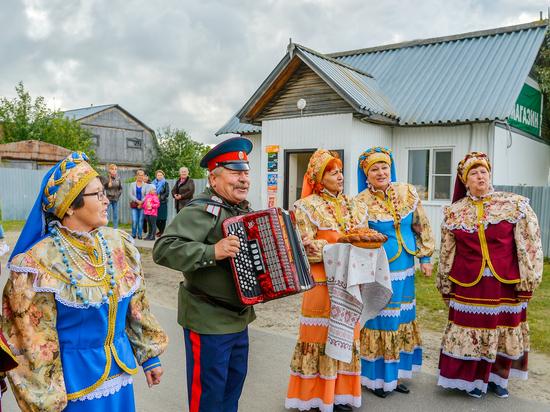 Деревня Вата отметила 150-летний юбилей