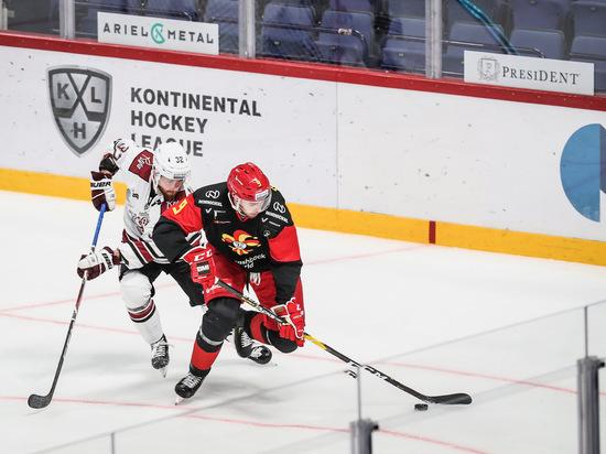 Финский «Йокерит» одержал первую победу в сезоне