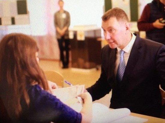Кандидат Ушаков пожелал забайкальцам хорошего настроения в день выборов