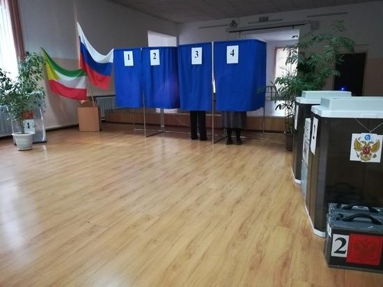 Избирком озвучил первые данные о явке на выборах в Забайкалье
