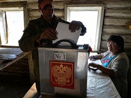 В 8.00 начали работу избирательные участки на Алтае