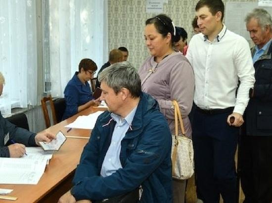 В Республике Алтай активней всех голосуют жители Кош-Агачского района