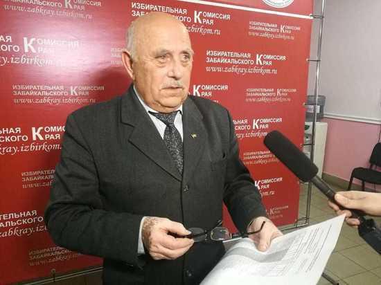 Первая жалоба в день выборов поступила в Избирком Забайкалья