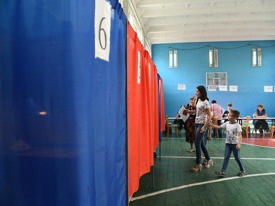 В Волгоградской области к 10 утра явка составила 5,65%