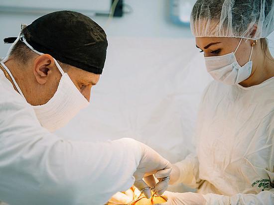 В Кирове сделали инновационную операцию на стопе