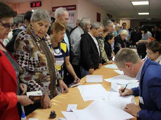 В Железноводске 99% жителей геронтологического центра проголосовали
