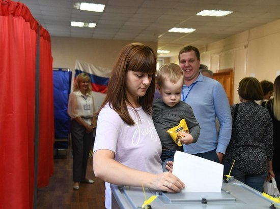 В Волгоградской области проголосовали 15,41% избирателей к 12 часам