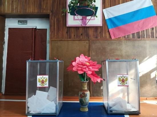 Голосование на выборной кампании 2019 года завершилось в Забайкалье