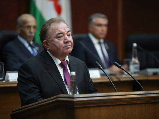 Главой Ингушетии избран Махмуд-Али Калиматов