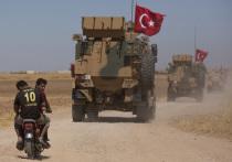 Турция и США начали раздел Сирии