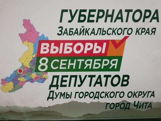 Стали известны первые итоги выборов в Забайкалье