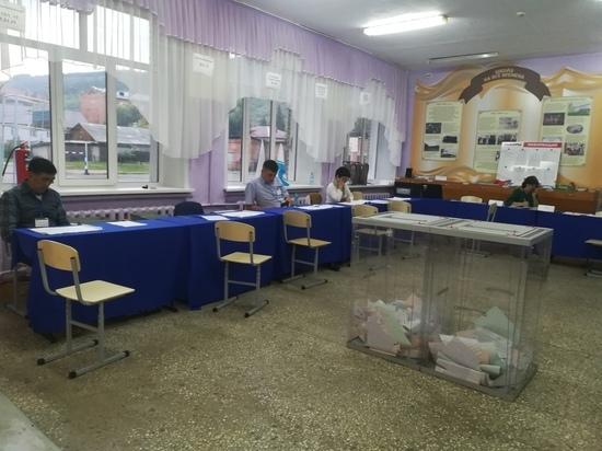 Больше половины жителей Республики Алтай не пришли на выборы