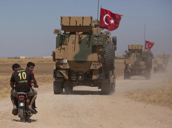 Для создания «демилитаризованной зоны» введен военный контингент