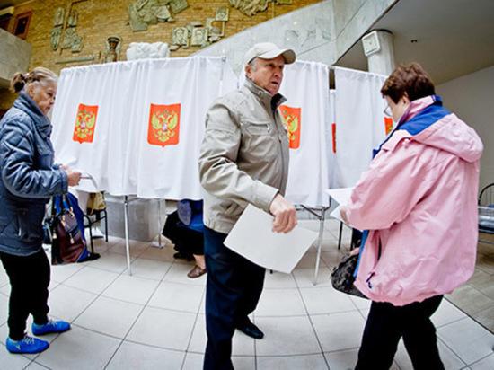 В Челябинской области на 16 часов явка составила более 33,47 процентов