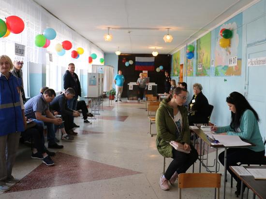 Жители Алтайского края не проявили активности на сегодняшних выборах