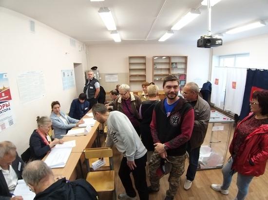 В Петербурге фиксируется рекордно низкая явка на выборы
