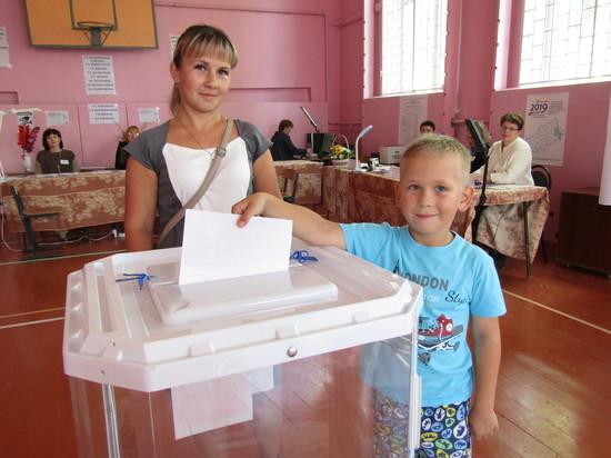 Избирком огласил промежуточную явку избирателей в Тверской области