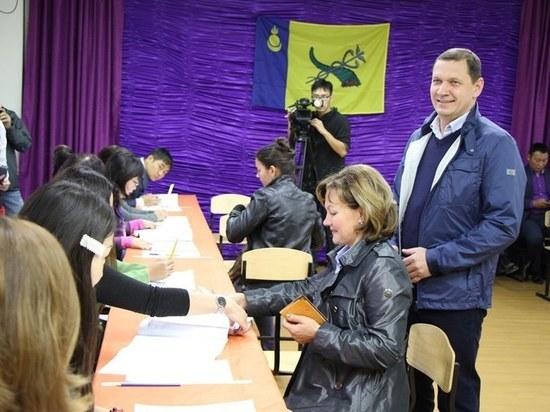 Игорь Шутенков выигрывает выборы мэра Улан-Удэ