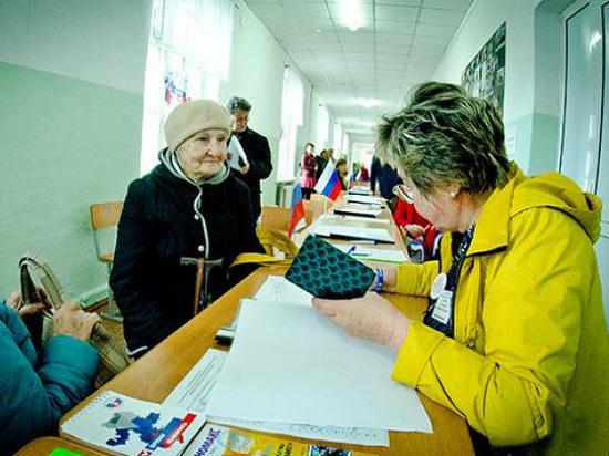 В Челябинской области на 18 часов явка составила 38,46 процентов
