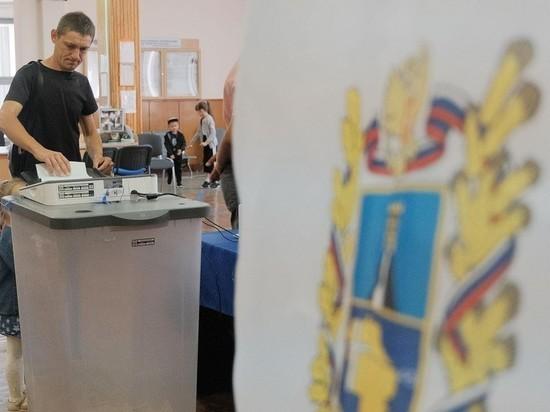 Селяне голосуют активнее горожан на выборах губернатора Ставрополья