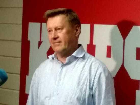Анатолий Локоть не сомневается в победе на выборах в Новосибирске