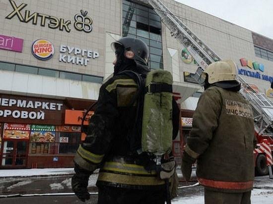 Дело о незаконной реконструкции ТРЦ «Зимняя Вишня» передали в Томск