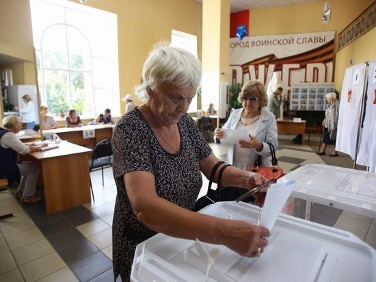 В Тверской области свой голос отдал каждый четвертый избиратель