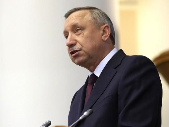 Экзит-пол: Беглов набирает 56% на выборах губернатора Петербурга