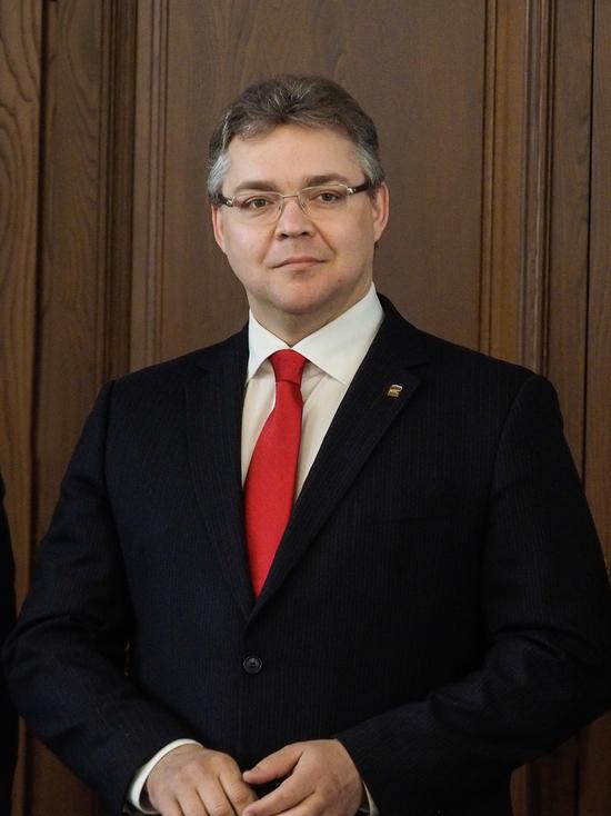Железноводск поддержал на выборах Владимира Владимирова