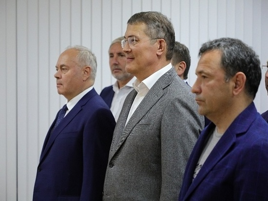 Хабиров пообещал в случае победы на выборах оставить чиновников Кабмина «на своих местах»