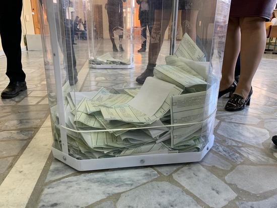 Больше всего голосов за Хабирова отдали в Калининском районе Уфы, а меньше всего - в Ленинском