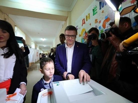 Алексей Текслер побеждает на выборах в Челябинской области