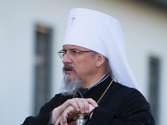 Призывавший голосовать митрополит поздравил Осипова с победой