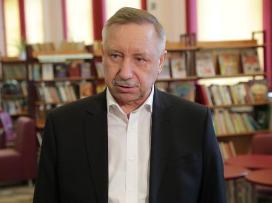 Беглов лидирует на выборах после обработки почти 90% протоколов