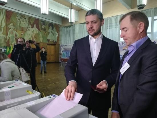 Стало известно, где больше и меньше всего голосовали за Осипова