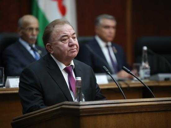 Избранный главой Ингушетии Калиматов отправил в отставку правительство