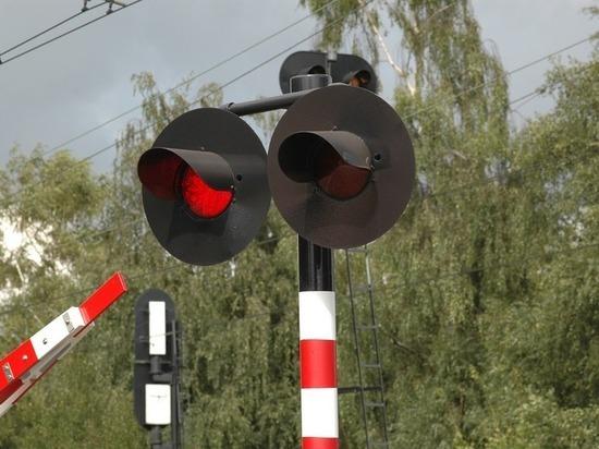Железнодорожный переезд в Володарске закрыт на ремонт