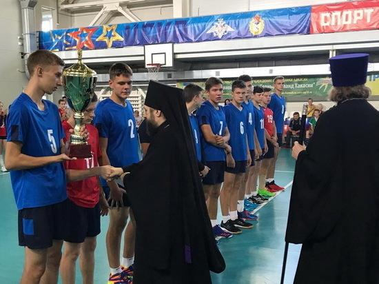 Команды республики - победители турнира на призы архиепископа Абаканского и Хакасского