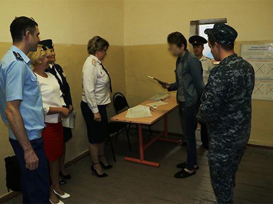 Больше 500 тульских заключенных проголосовали за решеткой