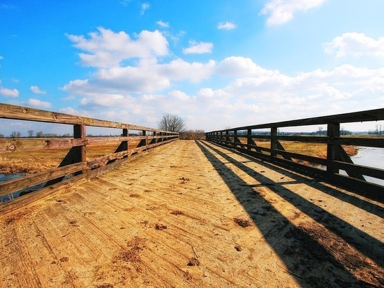Администрацию Читы обязали построить мост для дачников в Антипихе
