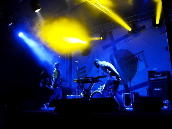Музыкальный фестиваль «Утренник» в Воронеже прервала полиция