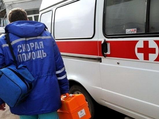 Под Воронежем перевернулся «Шевроле Авео»: пострадали два человека