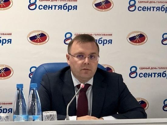 Павел Веселов о выборах в Туле: юридически значимые результаты будут чуть позже