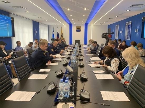 Новые формы организации трудовой занятости осужденных обсудили специалисты УФСИН в Сургуте
